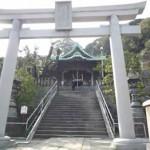 叶神社(かのうじんじゃ)