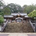 鎮西大社諏訪神社(ちんぜいたいしゃすわじんじゃ)