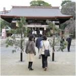 弓弦羽神社(ゆづるはじんじゃ)