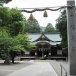 大麻比古神社(おおあさひこじんじゃ)