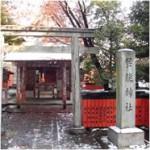 車折神社(くるまざきじんじゃ)